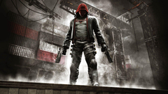 Jason Todd Red Hood Wallpapers