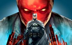 Batman DC Comics Superhero Bruce Wayne Jason Todd Red Hood