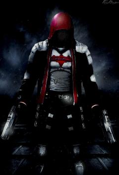 Jason Todd Red Hood WallPaper by KayleeRedfield