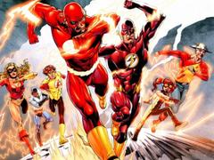 Impulse Kid Flash Wallpapers at Wallpaperist