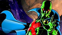 Martian Manhunter HD Wallpapers