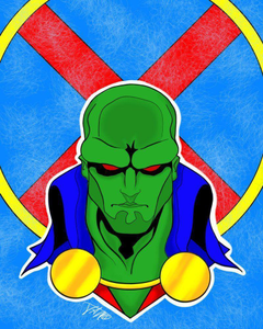 Dc comics pictures by Jesse Marks image Martian Manhunter HD