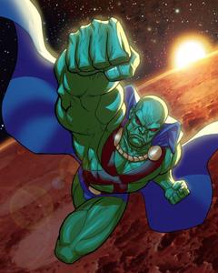Similiar Martian Comics Keywords