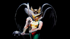 Hawkgirl Wallpapers