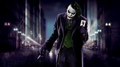 Heath Ledger Fan Club Joker