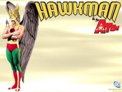 Hawkman the Atom wallpaper DC Alex Ross Comic Art Community