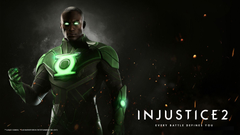 John Stewart Wallpapers from Injustice 2