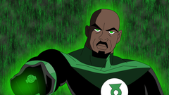 John Stewart Justice League Unlimited HD Wallpaper Backgrounds Image