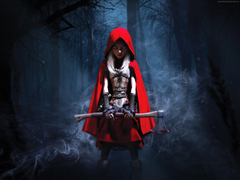 Woolfe The Red Hood Diaries Wallpaper Games Woolfe The Red