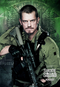 Suicide Squad imagens Suicide Squad Character Poster