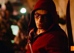 Colton Haynes returns as Roy Harper for CW s Arrow
