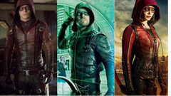Stephen Amell Chooses Between Arrow Sidekicks Arsenal And Speedy
