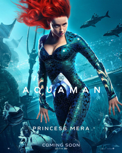 Aquaman image Mera HD wallpapers and backgrounds photos