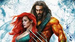 Aquaman And Mera Art HD Superheroes 4k Wallpapers Image