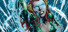 Justice League First look at Amber Heard as Aquaman character Mera