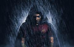 Wallpapers Robin DC Comics Red Robin rain Tim Drake image for