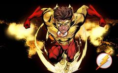 Kid Flash tribute