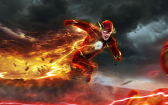 Barry Allen the Flash wallpapers HD