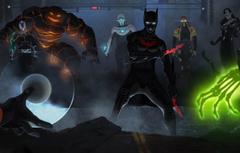 Wallpapers Batman Beyond Terry McGinnis Magma Shriek Blight