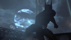 Batman DC Comics comics Moon Batman Beyond Batman Arkham City