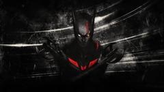 Batman Batman Beyond DC Superhero Terry McGinnis HD Wallpapers