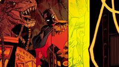 This Just Happened The Secret Origins of Terry McGinnis Bat