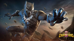 EXCLUSIVE Civil War Black Panther Comes to Marvel Games Lineup
