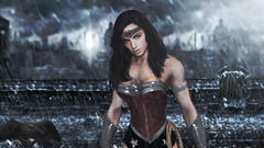 DeviantArt More Like Sexy Wonder Woman wallpapers by ethaclane