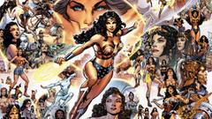 Superman and Wonder Woman Selfie wallpapers wallpapers