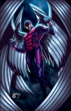 Marvel Archangel Wallpapers