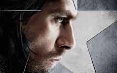 Bucky Barnes As Sebastian Stan Captain America Civil War wallpapers