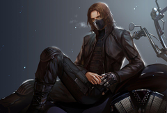 Bucky Barnes The Winter Soldier Comic Wallpapers