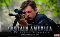 Bucky Barnes Captain America First Avenger Wallpapers
