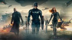 Nick Fury Steve Rogers Natasha Romanoff Bucky Barnes Alexander