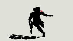 Sebastian Stan Captain America The Winter Soldier Bucky Barnes