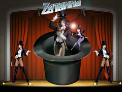 Pix For Zatanna Wallpapers