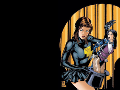 Mary Marvel Zatanna wallpaper Shane Davis D
