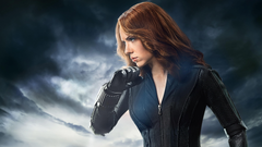 x768 Black Widow Natasha Romanoff 8K 1366x768 Resolution HD 4k