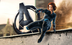 x900 Natasha Romanoff Black Widow 1440x900 Resolution HD 4k