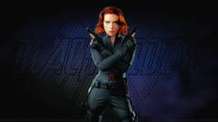 Scarlett Johansson Black Widow 4k Avengers Age Of Ultron Wallpapers