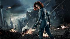 Scarlett Johansson Black Widow Wallpapers