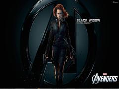 Black Widow Wallpapers Scarlett Johansson