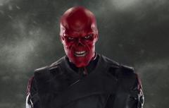Wallpapers Red Skull Hugo Weaving Hugo Weaving The first avenger