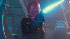 Hugo Weaving Talks About Playing Red Skull and If He ll Be Back