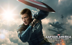 Captain America The Winter Soldier HD Wallpapers Facebook Covers