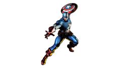 Captain America holding his shield HD desktop wallpapers Widescreen