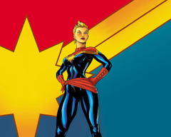 CAROL CORPS Captain Marvel Wallpapers that I edited in