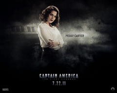 Captain America The First Avenger Peggy Carter Wallpapers
