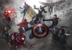Captain America Civil War HD Wallpapers