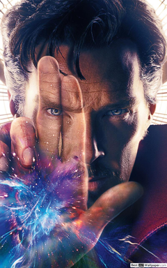 Benedict Cumberbatch as Doctor Strange HD wallpapers